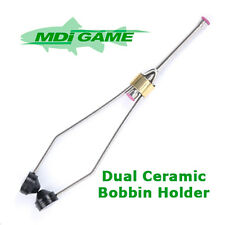 MDI Game Fishing Pro-Deluxe 110mm Dual Ceramic Fly Tyers Bobbin Holder