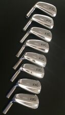 "*NEW* KZG Forged Blade Chrome Irons 3-PW Left-Handed *LH* .370"" (HEADS ONLY)"