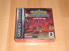 POKEMON MYSTERY DUNGEON RED RESCUE TEAM FOR NINTENDO GAME BOY GBA NEW F. SEALED