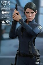 HOT TOYS 2015 Toy Fair Exclusive Avengers Age of Ultron Maria Hill 1/6 Figure