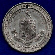 Leicestershire, Loughborough, 1911 Coronation Medal (Ref. c4821)