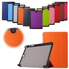 tríptico Funda De Piel Para Samsung Galaxy Tab A (8.0 T350/9.7 T550) Tableta