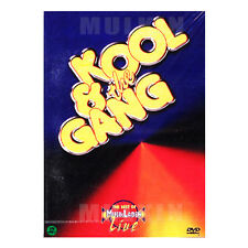 Kool & The Gang - The Best of Musik Laden Live DVD (*New *Sealed *All Region)