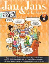 JAN , JANS EN DE KINDEREN - 40 JAAR LIBELLE DUBBELDIK ZOMER