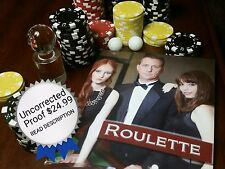BEST ON EBAY - Roulette, Strategy system book by me, Paulie Bovalino