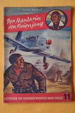 Romanheft Abenteuer des fliegenden Reporters Harri Kander, Heft 11