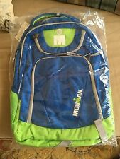 Ironman Ogio Speed Backpack Blue Green