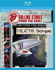 ROLLING STONES New 2017 LIVE 1990 CONCERT AT THE TOKYO DOME BLU RAY & 2 CD BOX