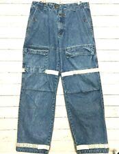 Vtg Marithe Francois Girbaud Shuttle Tape Jeans Mens 36M Denim Baggy Hip Hop