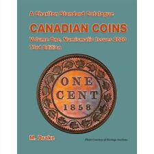 Canadian Coins Vol.1 - 2020 Charlton Catalogue 73rd Edition