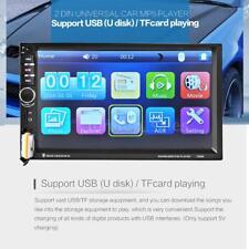 7 inch Car Video 7060B 2din 1080P Car Radio MP5 DVD Player Microphone BT B5U4