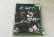 Gun Valkyrie (Microsoft Xbox, 2002) Game - FACTORY SEALED / NEW !!