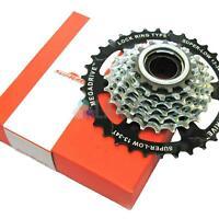 Sunrace 7 Speed Megarange Screw On MTB Freewheel 13/34T UCP Shimano Compatible