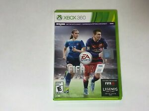 FIFA 16 - Standard Edition - Xbox 360 (Complete) (Tested and Working)