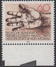 """32) Bund Mi. Nr. 1056 ** Feld 48 aus Typ II mit """"R"""" und """"SKM"""""""