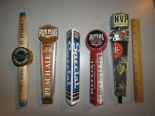 (5) Craft Beer Tap Handle Lot Four Peaks Hangar 24 Ritual Drakes Man Cave Lot 54