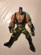 Batman DC Universe Classics  Super Heroes Select Sculpt Figure CAMO BANE Loose