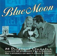 Various Artists - Blue Moon 25 Original Classics (CD)