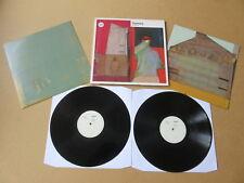 GOMEZ Bring It On HUT 2 x LP RARE 1998 ORIGINAL PROMO UK 1ST PRESSING  HUTDLP49