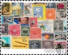 More details for el salvador : 100 different stamps collection