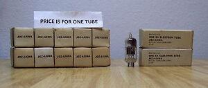 JOZ 6J6WA Sonotone Medium Mu Twin Triode Tube 10/64 NOS Quanity Tested