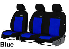 """VW CRAFTER FACELIFT 2017 PRESENT """"ELEGANCE"""" STRONG VELOUR TAILORED SEAT COVERS"""