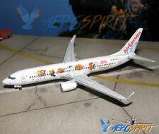 Rare Boeing B 737-85PWL Air Europa Disneyland Resort EC-JHL Phoenix Models 1:400