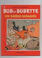 Bob et Bobette n°206. Les barbus baraqués. Erasme 1986. EO. TBE