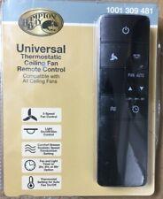 Hampton Bay Universal Ceiling Fan Thermostatic Remote Control 1001 309 481