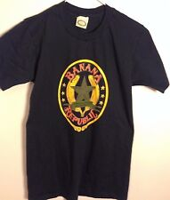 "80's / 90's Banana Republic T-Shirt-Sz: S-Black-""Travel & Survivor Clothing Co."""