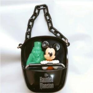 Tokyo Disney Resort 2019 Halloween Haunted Mansion Mickey Mouse Mini Snack Case