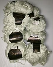 8+ SKEINS PLYMOUTH ROYAL BAMBOO YARN 50G