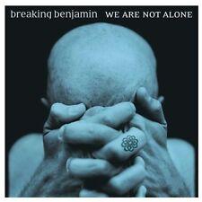 Breaking Benjamin - We Are Not Alone [New CD] Clean