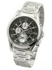 Seiko Premier Chronograph Alarm Men's Watch SNAD27P1