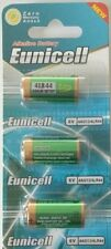 3 X Eunicell 4LR44, 476A, PX28, 4G13,L1325, A544, 6v Battery Zero Mercury Added
