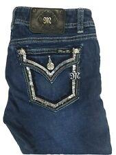 Miss Me Signature Super Skinny Stretch Womens Jeans 28 x 29