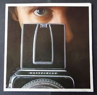 Catalogue publicité appareil photo VICTOR HASSELBLAD camera catalog Katalog