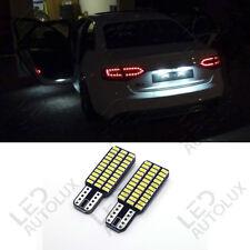 T10 W5W 33 LED Single One Sided ERROR FREE Xenon White Bulbs Parking Sidelight