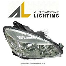 Mercedes W204 C204 C300 C350 Passenger Right Headlight Assembly Halogen OEM AL