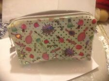 CLAIRE'S  MAKE UP COSMETIC BAG/BIRTHDAY/HOLIDAYS/Party/GIRLS/Festive/Gift/Travel