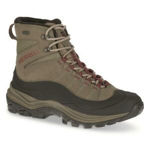 New Merrell Men's Thermo Chill Insulated Waterproof Hiking Boots, 200 Gram