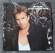 Don Johnson, heart beat / can't take your memory , SP - 45 tours