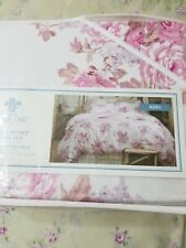 Simply Shabby Chic Blush Bouquet King Size Duvet Set