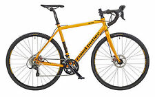 Aluminium Frame Men's Cyclocross Bicycles without Suspension