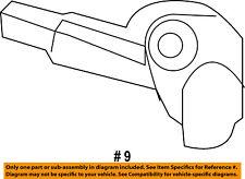 FORD OEM F-350 Super Duty-Engine Crankshaft Crank Position Sensor CPS BC3Z6C315A