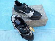 New Cycling Shoes Shimano size 41 SPD SH-M070 black