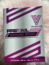 Valentus Prevail Immune Boost with vitamins, Minerals & packed with antioxidant