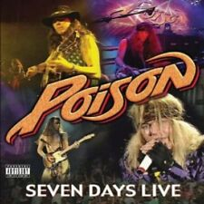 Poison - Seven Days Live CD NEU OVP