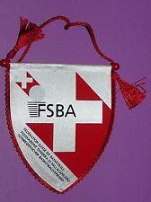 FANION BASKETBALL FEDERATION SUISSE FSBA BASKET SCHWEIZ SVIZZERA