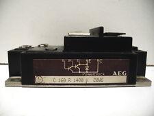 AEG C 160 R 1400 K 20W6 160A 1400V SCR (RECTIFIER)